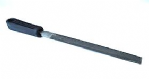 "Proops Brothers 6"" 150mm Smooth Half Round Engineers File with Handle. F9950"